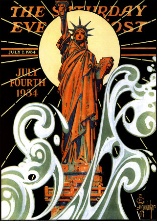 joseph-christian-leyendecker-statue-of-liberty
