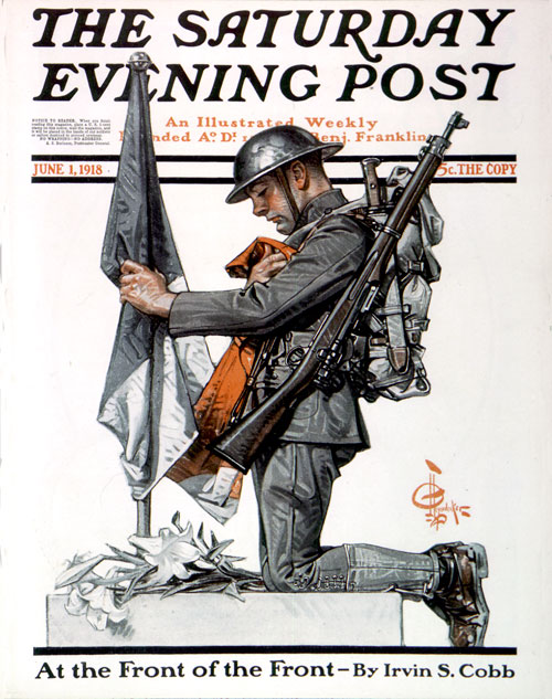 WWI  -jc-leyendecker